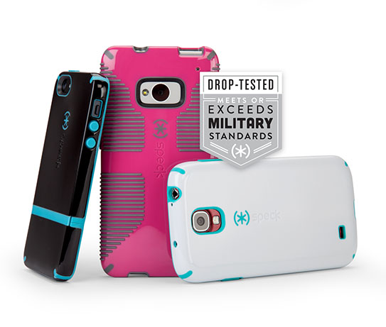 Speck CandyShell Cases Provide Military Grade Protection Without Adding Bulk