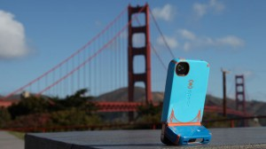 Speck at the Golden Gate Bridge 75th Anniversary