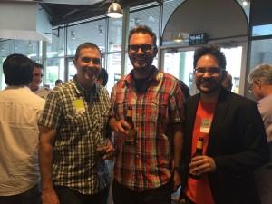 Bryan Hynecek and some fellow DSVC'ers
