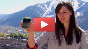 Colorado native Natalie Stone dropped her iPhone 4S protected by CandyShell by Speck Products down a flight of stairs and found it completely unharmed.