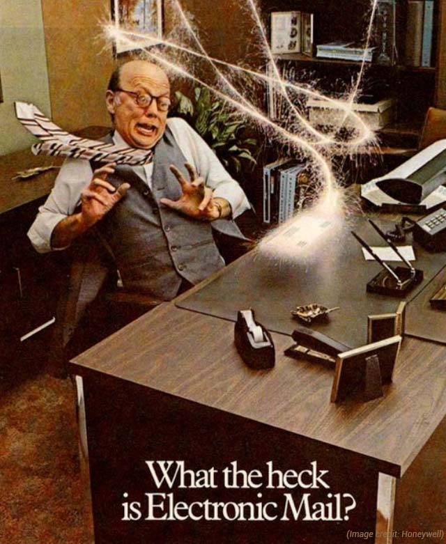 Throwback Thursday: Oh, the places tech will go - then and now   Vintage tech ads