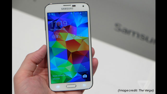 Everything you wanted to know about the new Samsung Galaxy S5