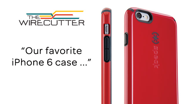 save off b51ef 6dc6a CandyShell – the Best iPhone 6 Cases Yet