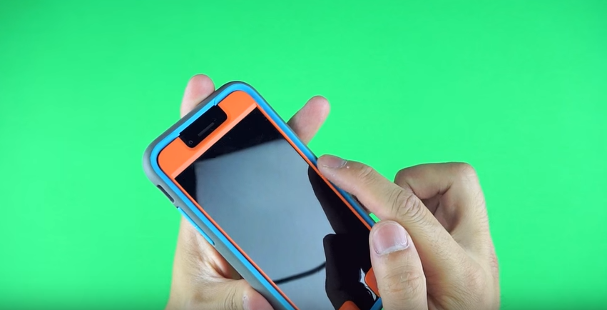 MightyShell + Faceplate iPhone 6 case