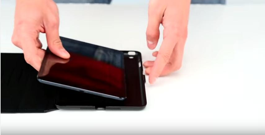 FitFolio iPad mini case