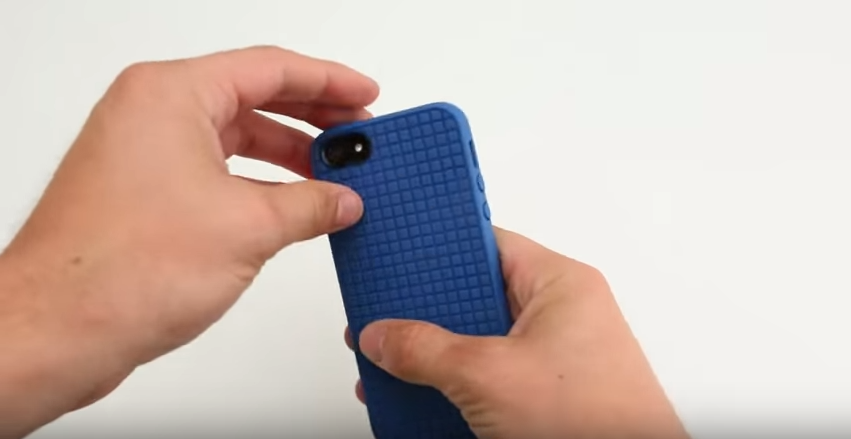 PixelSkin iPhone Case
