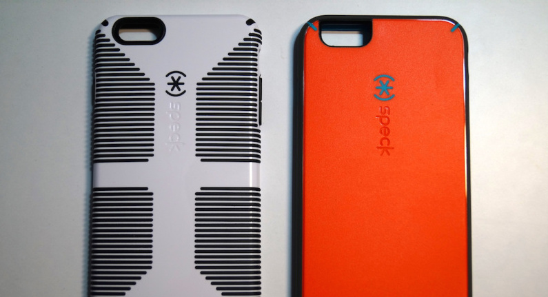 Superphen's review of our CandyShell Grip iPhone case & MightyShell iPhone case
