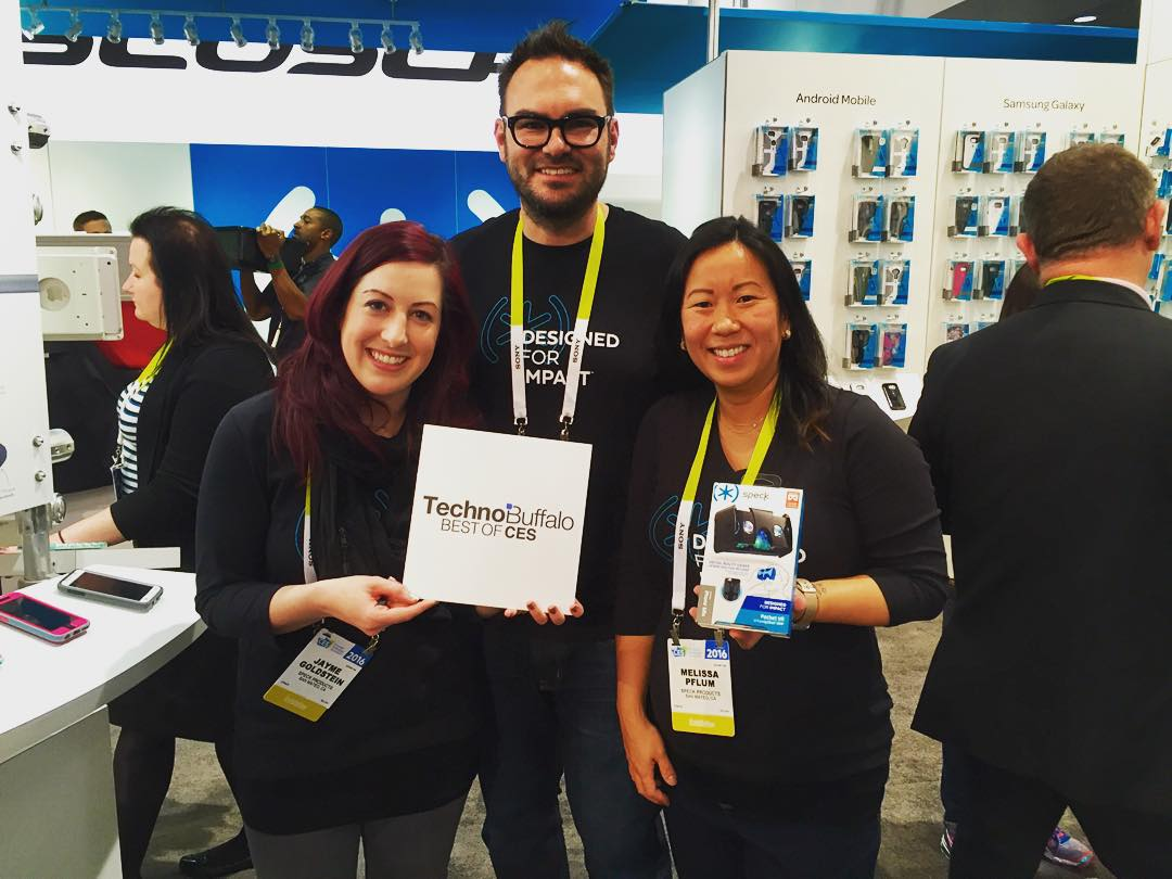 TechnoBuffalo's Best of CES 2016 Award