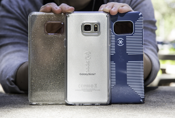 Note7 CandyShell cases
