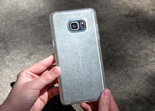 CandyShell Glitter case Note7