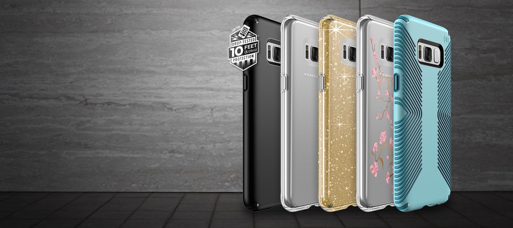 Samsung Galaxy S8 Presidio cases