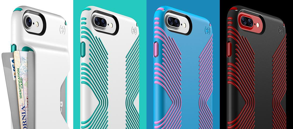 new products a91c5 830a3 Presidio Classic Edition cases: Bright colors in our best iPhone 7 ...