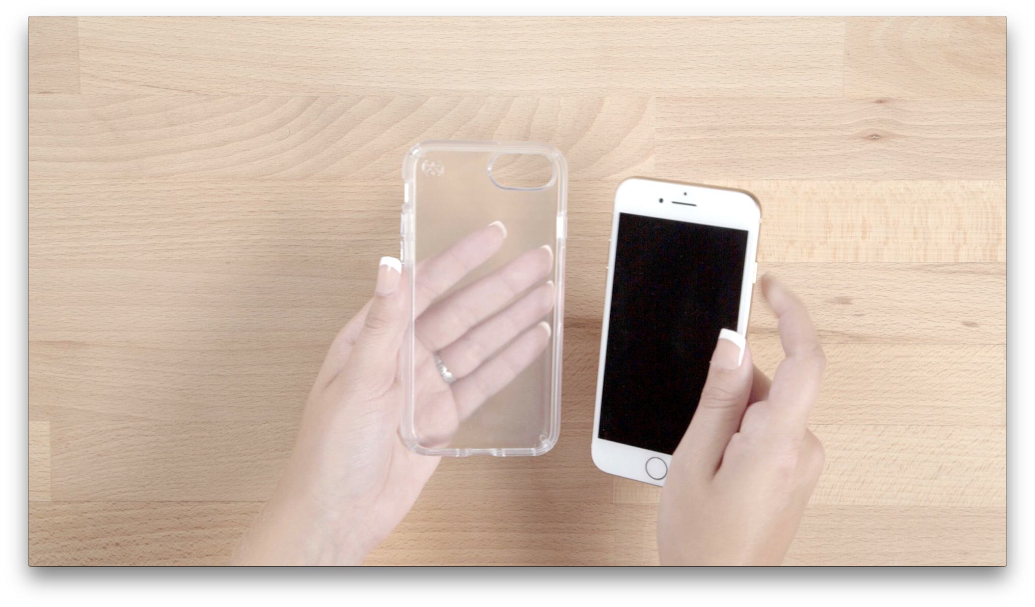 How to Install Presidio CLEAR for iPhone - Speck Buzz