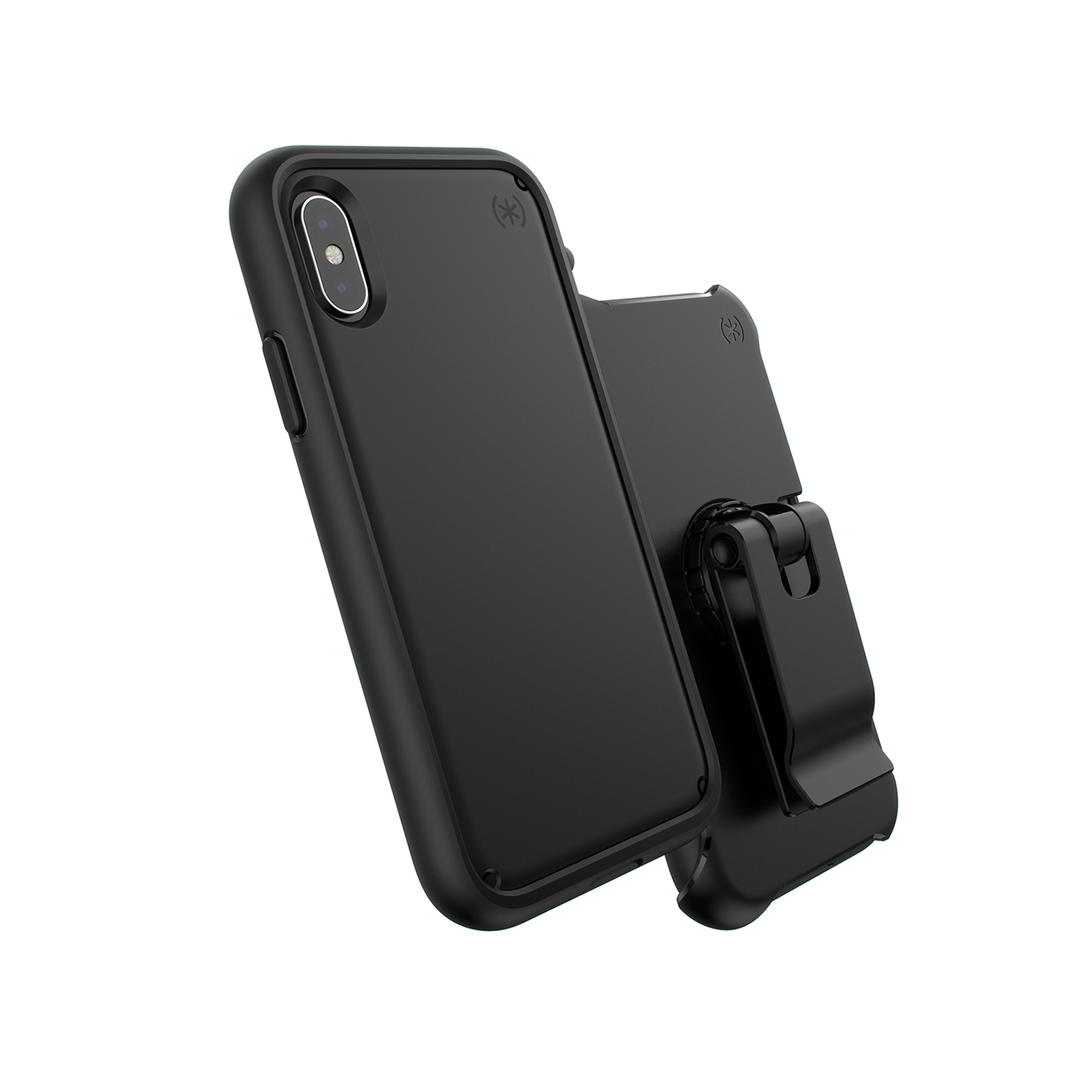 Presidio ULTRA Black case for iPhone XS