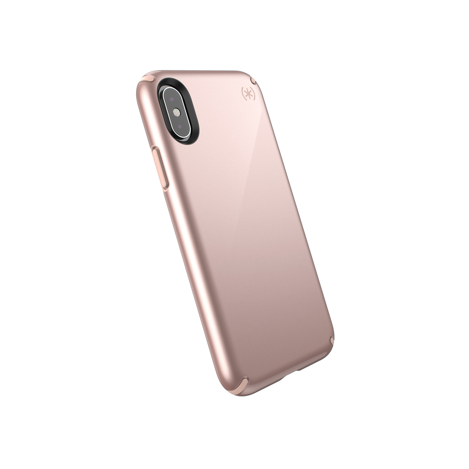 Presidio Metallic Rose Gold for iPhone XS