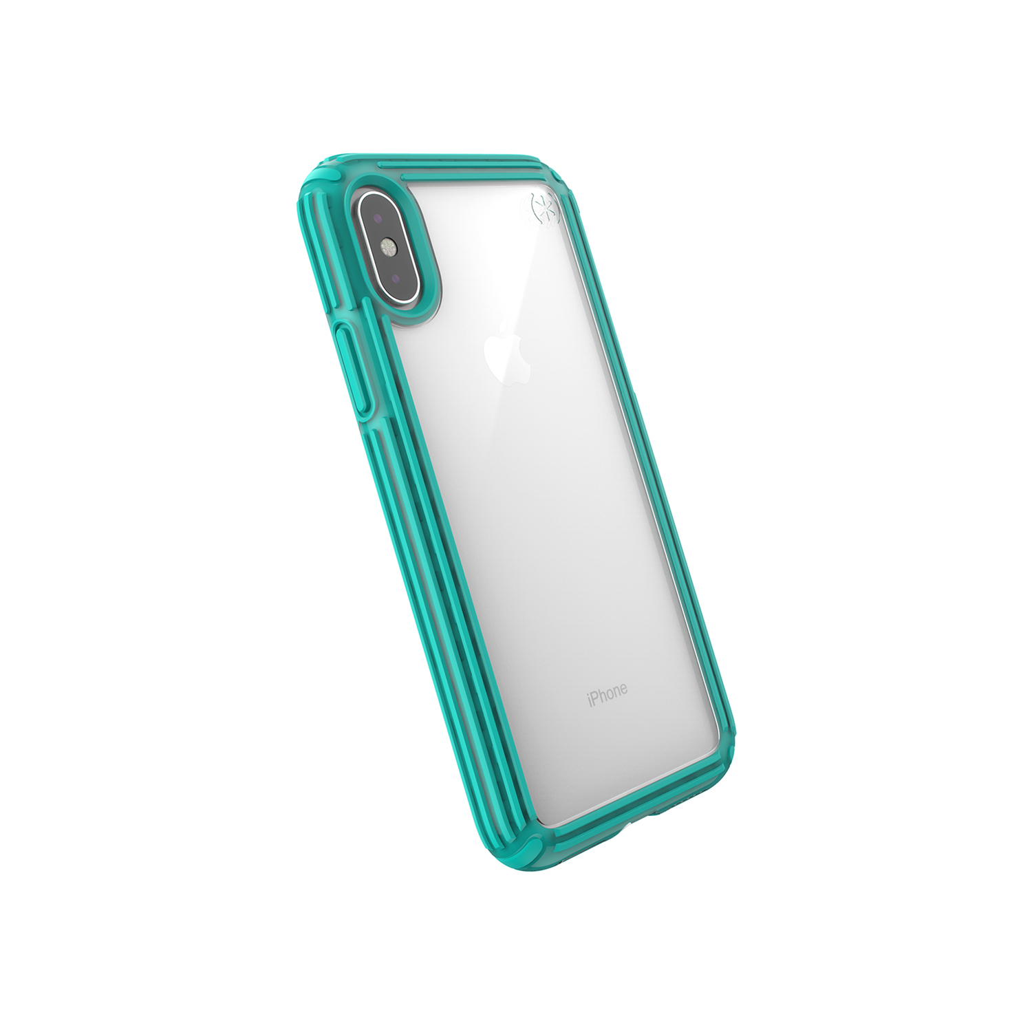 Presidio V-Grip Carribean Blue for iPhone XS