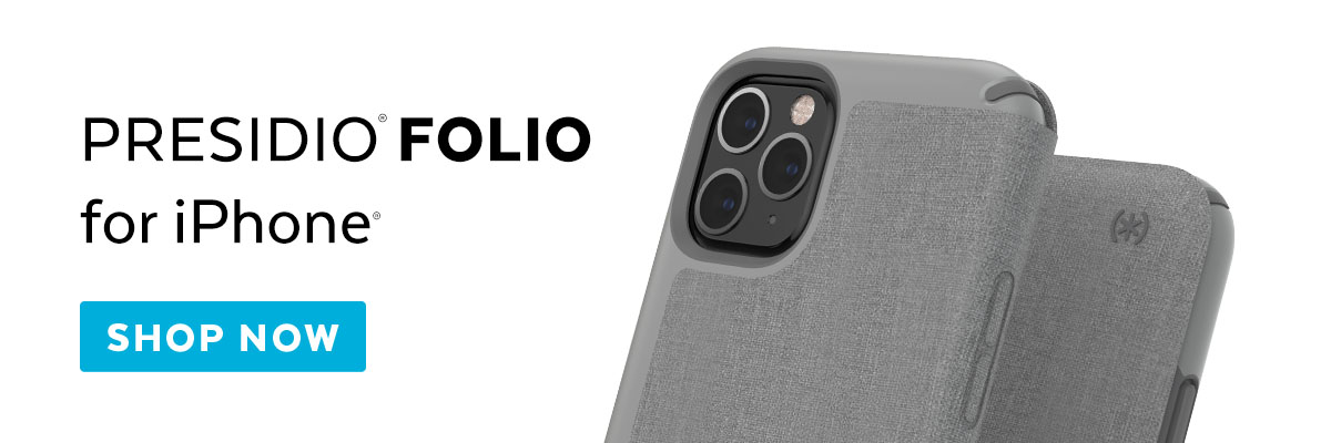 Presidio Folio for iPhone. Shop now.