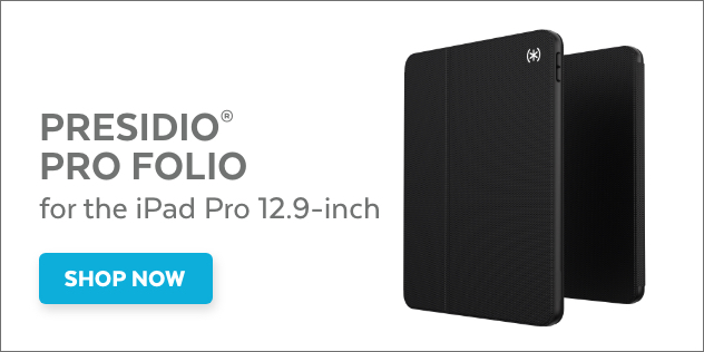 Presidio Pro Folio for the 2021 iPad Pro 12.9-inch. Shop now.